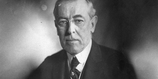 President Woodrow Wilson: 1913-1921