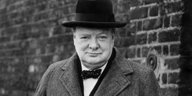 October 25, 1919, The Shame of Winston Churchill