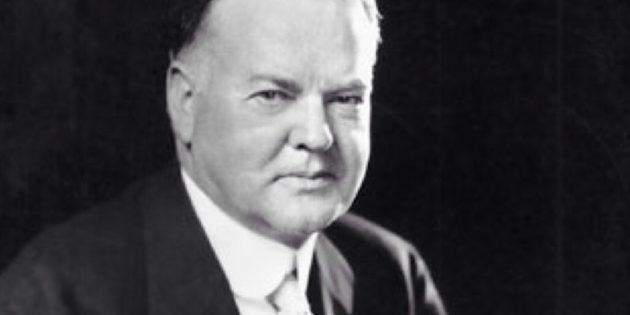 President Herbert Hoover: 1929-1933