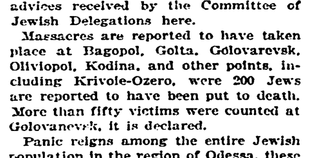 February 25, 1920, Russia