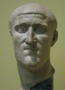 Emperor Constantius I Chlorus