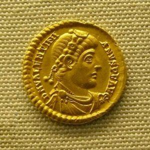 Valentinian I Coin