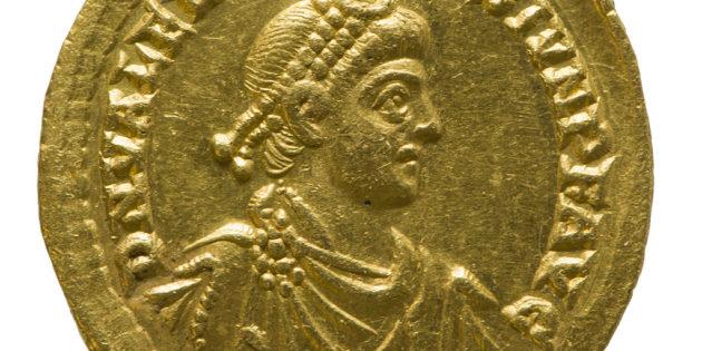 March 14, 388 C.E. Emperor Valentinian II (375 – 392)