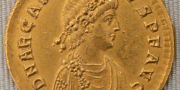 February 3, 404 Emperors Arcadius (395 – 408) and Honorius (393 – 423)