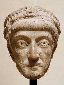 Bust of Theodosius II
