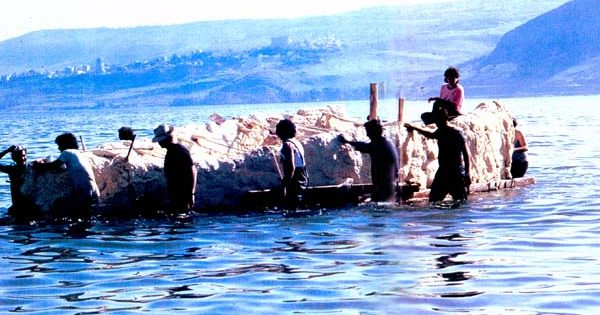 The Galilee Boat—2,000-Year-Old Hull Recovered Intact, Shelley Wachsmann, BAR 14:05, Sep/Oct 1988