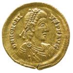 February 28, 396 C.E. Emperors Arcadius (395 – 408) and Honorius (393 – 423)