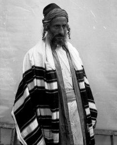 Yemenite Jew circa 1920