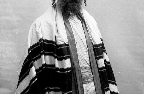 Yemenite Jew, circa 1920