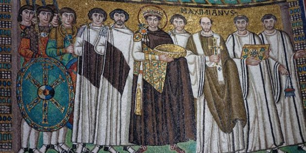 534 C.E. Emperor Justinian I (527 – 565)