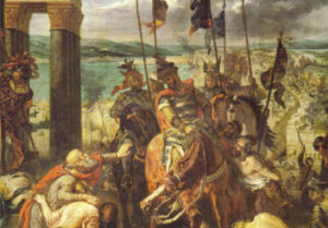 Crusaders and the Jews of Europe