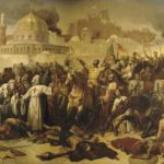 July 15th, 1099 Muslim Account / Murder of Jews in Synagogue on Temple Mount