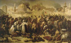 Jerusalem The Endless Crusade