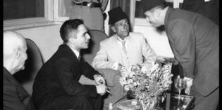 March 9, 1956 King Hussein on Radio Ramallah