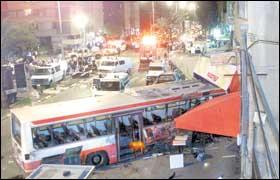 November 22, 2000, Hadera Bombing Attack