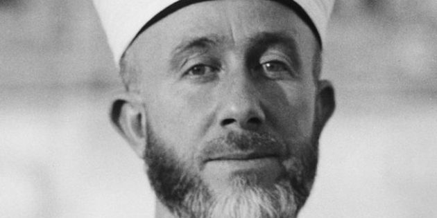 February 5, 1948 Grand Mufti of Jerusalem Visits Damascus