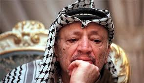 August 2000, Yasser Arafat