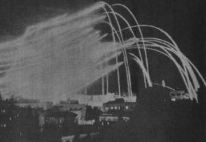 Jordanian Artillery Shelling Jerusalem 1948