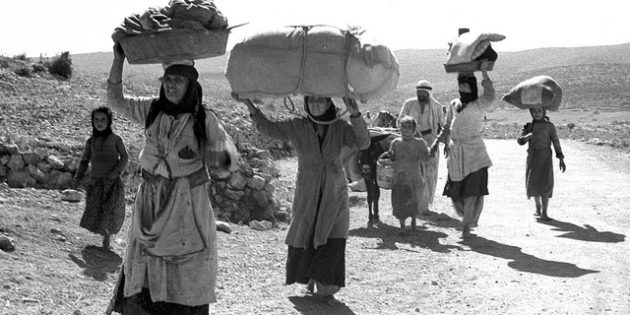 November 1947 – July 1949 Arab Refugees