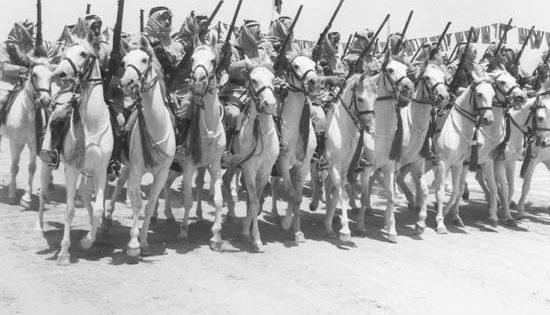 May 30, 1948 Withdrawal of British Officers from Arab Legion
