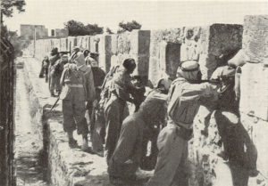 Arab Legion in Jerusalem