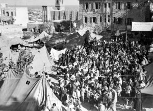 December 16, 1947 Arab attack in Haifa