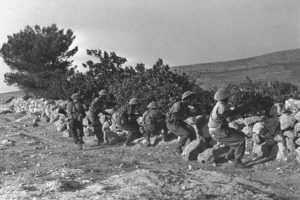 December 19, 1947 Raids on food trains between Haifa and Lydda