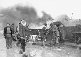 December 20, 1947 Arab attackers near Rehovoth