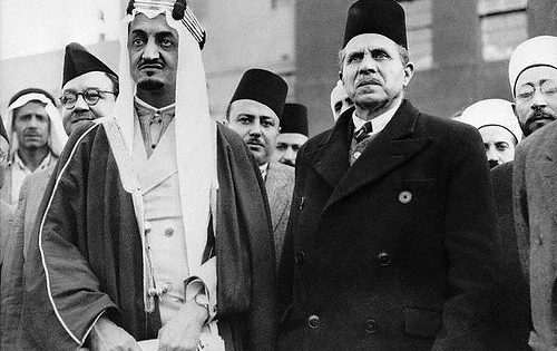 December 7, 1947 Acting Chairman of the Palestine Arab Higher Committee