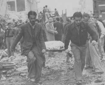 February 16, 1948 Mutilation of Jewish Bodies