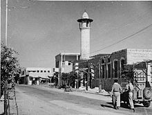 December 4, 1947 Arabs Attack Vehicles Next To Ramleh