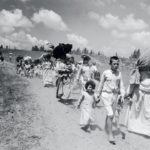 February 1947 Four hundred students of the youth village are evacuated from the Lydda valley