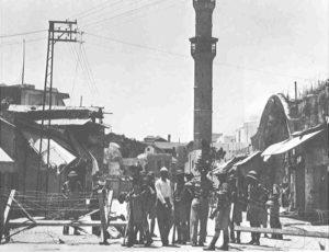 Jaffa, Colonel Abdul Wahab Bey