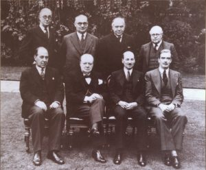 Joint Planning Staff Committee of the British War Cabinet