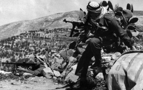 May 15, 1949 Arabs Prepared to Fight for Revenge