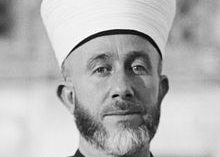 December 5, 1947 Haj Amin al Husseini, the Mufti of Jerusalem