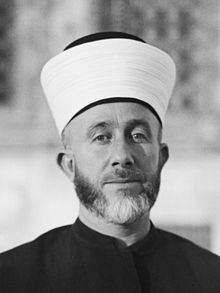 December 5, 1947 Haj Amin al Husseini, the Mufti of Jerusalem