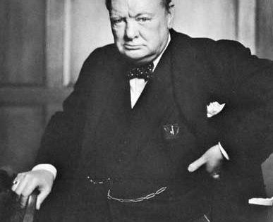1944 The Shame of Winston Churchill