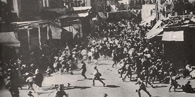 January 11, 1948 Tens of Cairo Jews Arrested