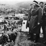 March 7, 1948 Field Commander of Palestine Liberation Army Enters Palestine from Syria