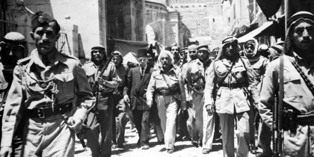 May 29, 1936 Riots in Palestine Inspired by youth fanaticism