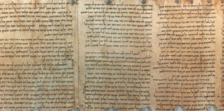 November 28, 1947 Israel Purchases Three Dead Sea scrolls