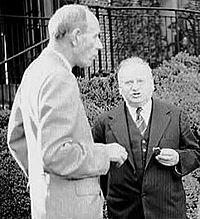 Foreign Secretary Irwin Halifax