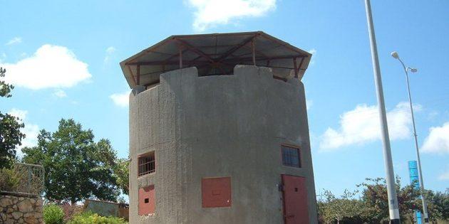 June 1, 1938 Tegart's Wall