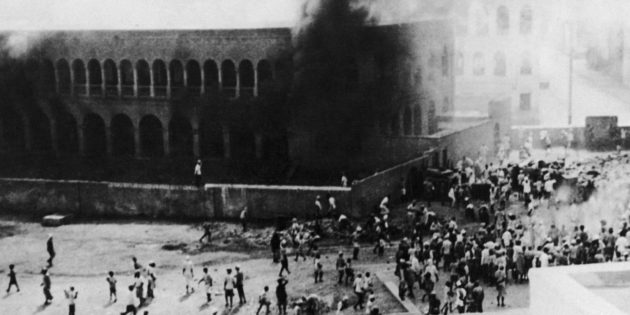 March 24, 1947 Aleppo, Syrian Jews Attacked and Murdered