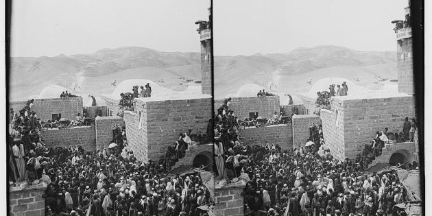 April 4, 1920 Nebi Mussa Riots in Jerusalem