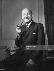PM Attlee