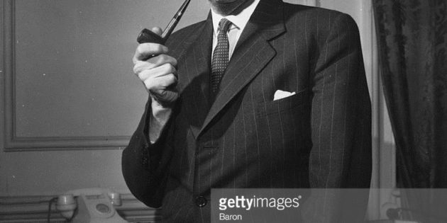 August 1946 The Shame of GB Prime Minister Clement Attlee