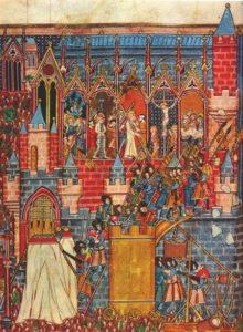 Siege and Capture of Jerusalem, 1099