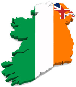 The British Partition of Ireland